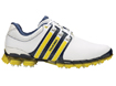 adidas 2014 Tour 360 ATV M1 Golf Shoes White Yellow UK 11