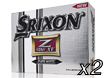 Srixon 2013 Z Star XV Golf Balls x2