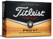 Titleist 2013 Pro V1 Golf Balls