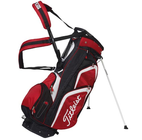 Titleist 2012 14-Way Black Red