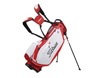Titleist 2013 Lightweight Stand Bag Red White