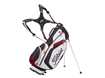 Titleist 2013 14-Way Stand Bag Black White Red