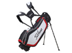 Titleist 2014 Ultra-Lightweight Stand Bag Sort Hvid Rød