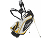 Titleist 2014 Lightweight Stand Bag Hvid Sort Gul