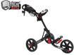 Clicgear 3.5 Push Cart Black