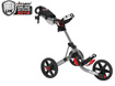 Clicgear 3.5 Push Cart Silver