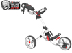 Clicgear 3.5 Push Cart White