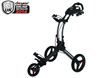 Clicgear 2014 Rovic RV1C Trolley Charcoal Black
