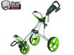 Clicgear 2014 Rovic RV3F Trolley White Lime