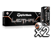 TaylorMade 2013 Lethal Golf Ball x2