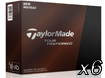 TaylorMade 2014 Tour Preferred Golfballen x6