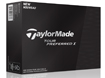 TaylorMade 2015 Tour Preferred X Golfballen