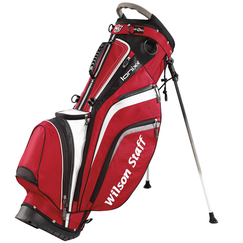 Wilson Staff 2012 Ionix Red