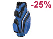 Wilson Staff 2013 Ionix Cart Bag Blue