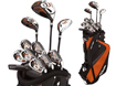 Wilson 2014 X31 Mens Golf Set Graphite
