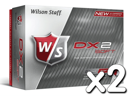 Wilson Staff 2014 DX2 Soft x2