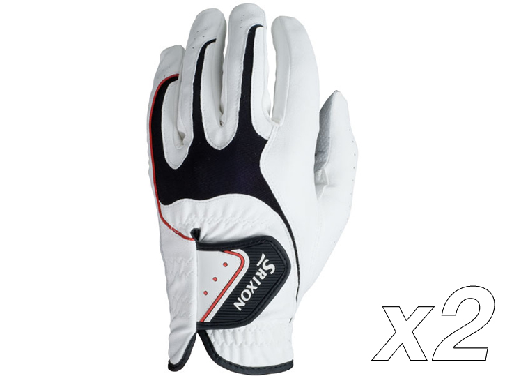 Srixon 2012 All Weather Hanskat XL x2