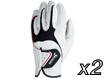 Srixon 2012 All Weather Glove ML x2