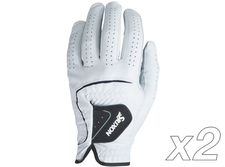 Srixon 2012 Cabretta Leather Glove RH L x2