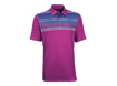 Ashworth SS2013 Performance Front Panel Engineer Polo Cerise XL