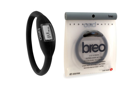 Christmas gift ideas for the slopes - Breo Roam Watch