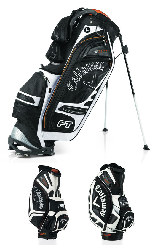 Callaway Fusion Ft Tour Stand Bag Golf Accessories