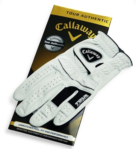 Calalway Tour Authentic Glove 2011 RH L