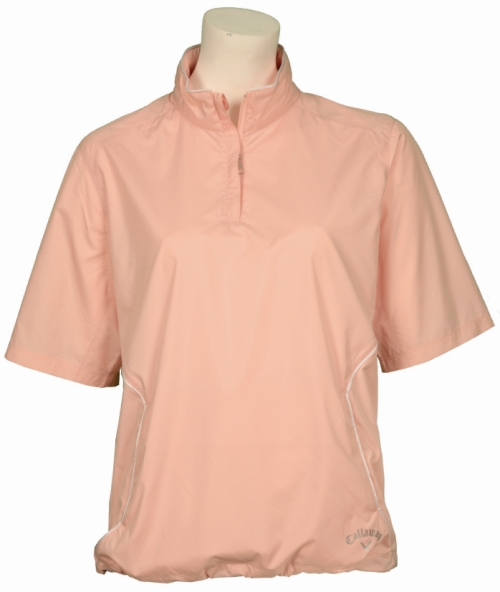 CALLAWAY Wind Shirt Crystal Rose Medium