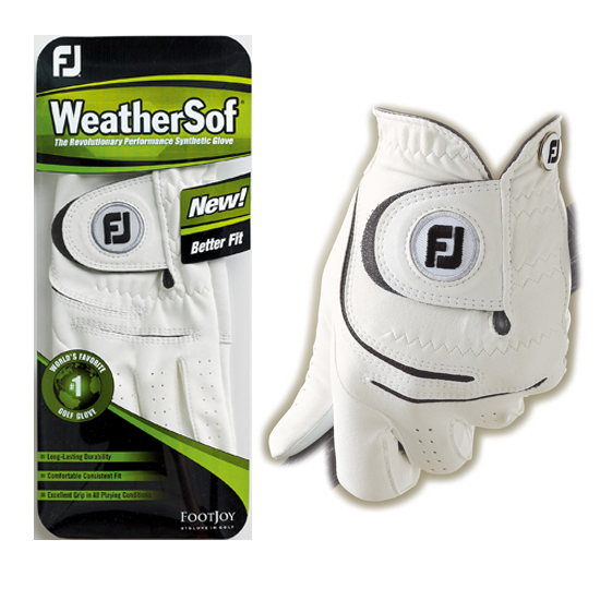 FootJoy WeatherSof Glove Large Right Hand