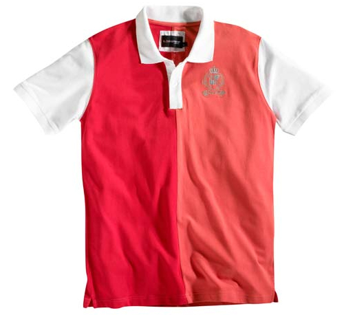Lobster Hudd Polo 2011 Red L