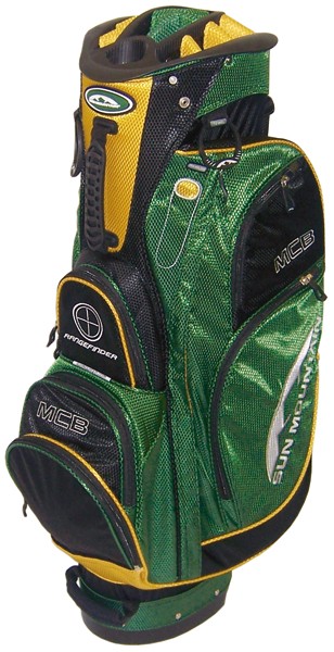 Sun Mountain Micro Cart Bag Verde