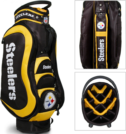 Bolsa de Carro Pittsburgh Steelers