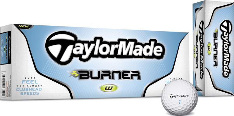 TaylorMade Burner Womens Golf Ball