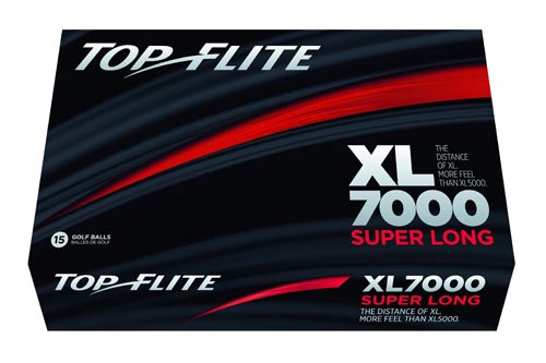 Top Flite XL 7000 Long Golf Balls