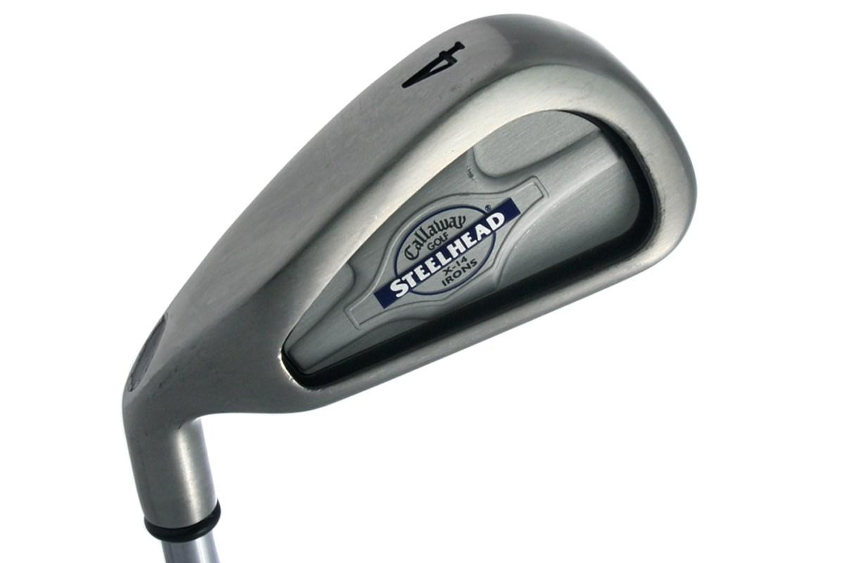 Callaway X-14 Irons - Callaway Iron Sets - Golfbidder
