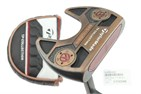 TP Collection Black Copper Ardmore Putter