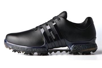 Adidas Uk 8 5 Limited Edition Tour 360 Boost 2 0 Golf Shoes Black Black Black Golf Accessories Golfbidder