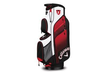 Callaway 2018 Chev Org Cart Bag Black Red White - Golf Accessories on callaway org xt cart bag, callaway cart golf bag cooler, callaway carry golf bags, callaway org 14s cart bag, callaway 14 sport cart bag,