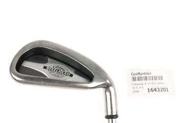 Callaway X 14 Pro Series Irons With Stiff Steel Callaway Shaft