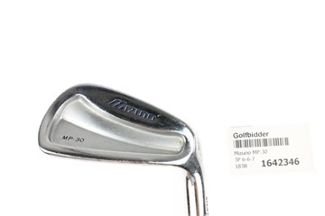 c20225aabcc8 Mizuno MP-30 Irons with Stiff Steel Dynamic Gold shaft