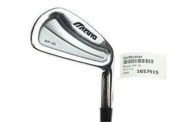 0055063121f1 Mizuno MP-30 Irons with Regular Steel Dynamic Gold shaft