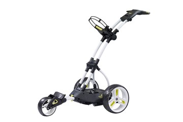 Motocaddy M3 Pro 18-hole Lithium Battery Electric Trolley White