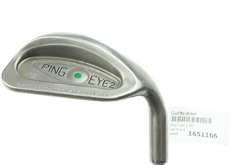 1bd1ae92efe4 Ping Eye 2 XG Wedge with Regular Steel Dynamic Gold shaft