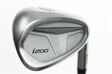 Ping I200 Wedge With Stiff Steel True Temper Xp 95 Shaft
