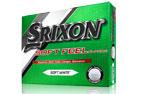 Srixon 2018 Soft Feel Golf Balls 3PK (36+9 Golf Balls)