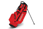 Ogio 2019 Alpha Aquatech Hybrid 514 Waterproof Stand Bag Red - SALE