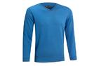 Mizuno 2015 V-Neck Sweater Dress Blue (XL) - SALE