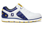 FootJoy (UK 9.5) Pro SL Limited Edition Golf Shoes Blue Yellow