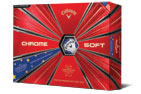 Callaway Chrome Soft Truvis Golf Balls Team Europe 3PK (36 Golf Balls)