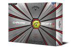 Callaway 2018 Chrome Soft X Yellow Golf Balls 3PK (36 Golf Balls)
